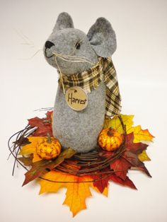 Hey, I found this really awesome Etsy listing at https://www.etsy.com/listing/202235203/harvest-mouse-primitive-mice-fall