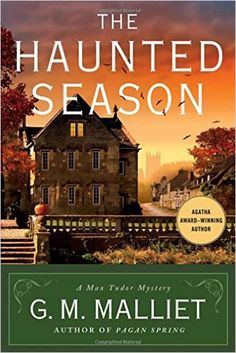 The Haunted Season. Click on the book title to request this book at the Bill or Gales Ferry Libraries. 12/15