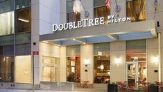 Doubletree By Hilton Hotel New York City - Financial District, Ny - Hotel Exterior Entrance