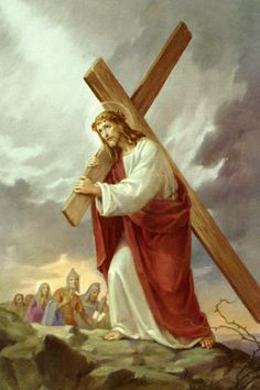 sorrow4- carrying of the cross (532×800)