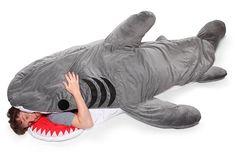 Chumbuddy Shark Shaped Sleeping Bag