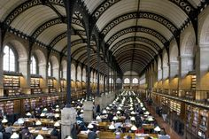 Henri Labrouste: Bibliotheque Nationale