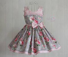 Instant Download   Esmee Cottage Dress PDF by amelieandhenri, $10.00