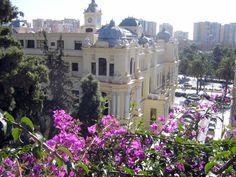 Ayuntamiento Málaga photo © Robert Bovimgton https://plus.google.com/+RobertBovington/posts