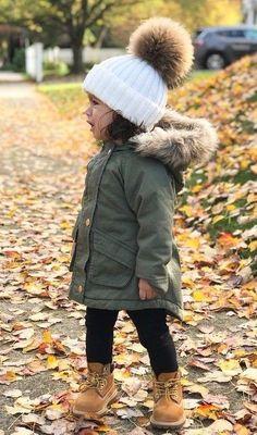cb6e977b1b9 Girl fall winter fashion  KortenStEiN Toddler Winter Fashion