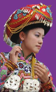 Yi people,China