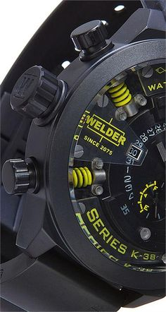 Welder K38 702 Watch - Cool Watches from Watchismo.com  Really nice!
