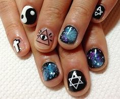 creative nails art special!!