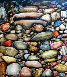 The Rock Painter - M-J de Mesterton