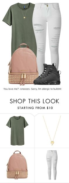 """My Youth Is Yours..."" by pinkliquor-xo ❤ liked on Polyvore featuring Joolz by Martha Calvo, MICHAEL Michael Kors and Frame Denim"