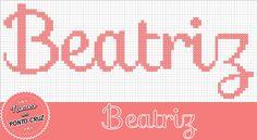 Nome Beatriz em Ponto Cruz