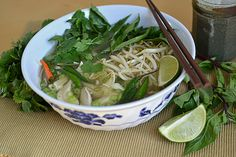 Today, I reveal my most favorite food. Vietnamese Pho! I don't know when I decided it was my favorite, but I can assure you it has earned the coveted title. While there are many other foods I reall...