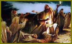 IO e un po' di briciole di Vangelo: (Mt 25,1-13) Ecco lo sposo! Andategli incontro!