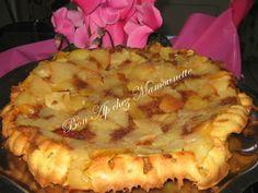 Tatin aux spéculoos et aux pommes (gâteau belge)
