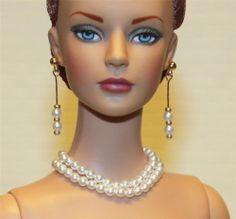 """Classic"" GP Jewelry Set for Tonner Tyler Cami Ellowyne DeeAnna Gene Sybarite"