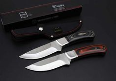 2 Colors! K91 Small Hunting Knives,5Cr13Mov Blade Color Wood Handle Camping Rescue Knife,Survival Knife.(China (Mainland))