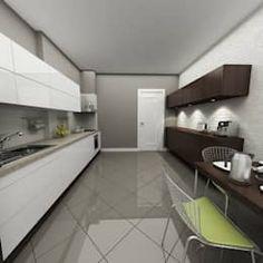 Niyazi Özçakar İç Mimarlık – SANABEL KONAKLARI: modern tarz Mutfak