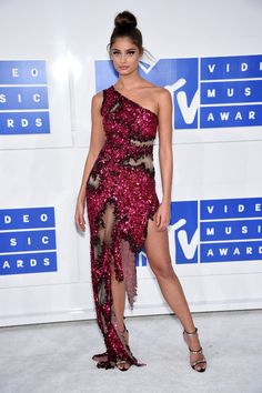 Taylor Hill aux MTV Video Music Awards 2016