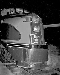 Train Tracks, Train Rides, Rock Island Railroad, Train Posters, Islands In The Pacific, Covered Wagon, Rail Car, Train Pictures, Electric Train