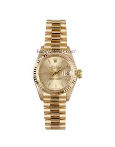 Used Rolex Ladies President Watch...