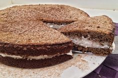 Ginger Fluff Sponge # Glutenfree Dairyfree #SugarFree #Paleo  http://www.mummymade.it/2014/01/ginger-fluff-sponge.html?m=1