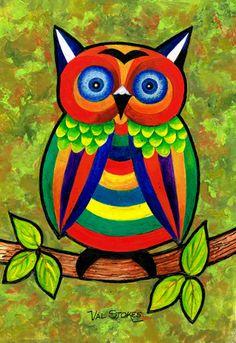 Carnival Owl