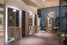 Modular bath collection Bespoke by antoniolupi design