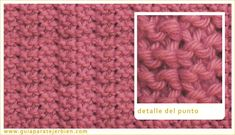 Knitting Stitch Patterns, or combinations of knitting stitches, are a wonderful way to expand your knitting skills. See Knitting Terms an. Knitting Terms, Baby Knitting Patterns, Knitting Stitches, Stitch Patterns, Merino Wool Blanket, Crochet Baby, Diy And Crafts, Santa Clara, Gaston