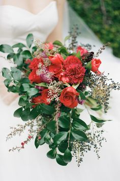Alisha Crossley Photography Wedding Day | The Bouquet Portra 400 Pentax 645N