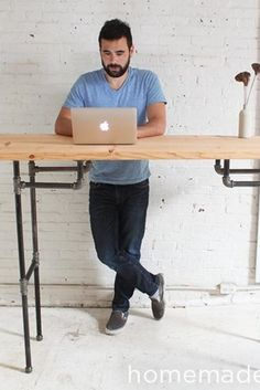 How To Make Your Own Standing Desk