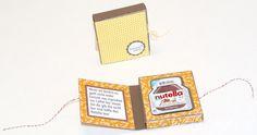 Nutella Nutella to go Karte Box