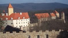 Litomerice. European Countries, Czech Republic, Mansions, House Styles, Mansion Houses, Villas, Fancy Houses, Bohemia, Palaces
