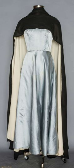 Madeleinne Vionnet Evening Cape, 1930s, Augusta Auctions, November 11, 2015 NYC