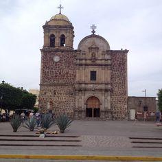 Iglesia de Tequila, Jal.