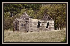 Old House Falling down | Flickr - Photo Sharing!