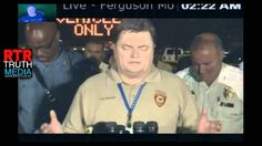 FERGUSON PRESS CONFERENCE  DURING IMPOSED MARTIAL LAW