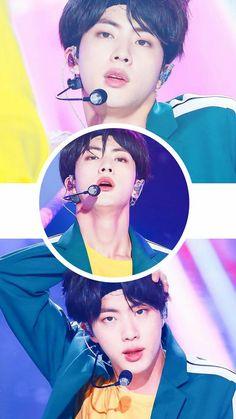 Jin | wallpaper ♡