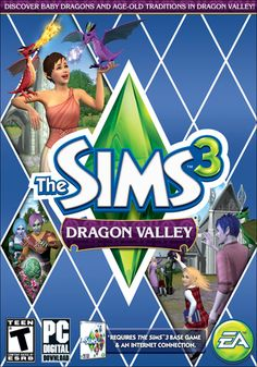 Sims 3 Dragon Valley the new expansion pack ...