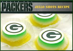Having a football party or just a good bunch of friends over for a game? For devotees of the Green Bay Packers, here's a way to toast your team with a solidified cocktail that is an awesome tribute to your favorite team. This recipe makes 24-30 shots using a regular size muffin pan. Read throughRead More