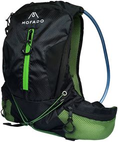 Premium Hydration Pack - 2L Water Bladder - Ultra Lightweight - Water Resistant Backpack - Perfect for Hiking, Biking, Running, Fishing ** This is an Amazon Affiliate link. See this great product.