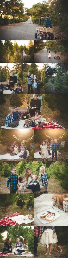 family portraits // http://www.antlersandrosesblog.blogspot.com/2014/11/portraits-hughes-ames-waddell-families.html