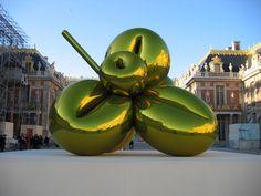 Jeff Koons ,Balloon Flower (Yellow)