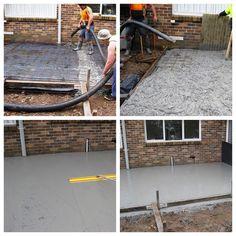 Just love it when a good concrete pour comes together#concrete #slab #dural #sydneybuilder #localbuilder #concreters www.buildingworksaust.com.au @buildingworksau #newsbuildingworksaust