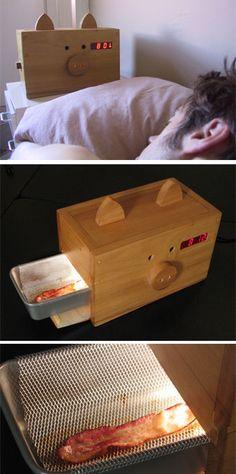 bacon alarm