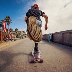 An electric skateboard is a personal transporter based on a skateboard.Electric skateboard are not considered as vehicles and do not require any registration or licensing.Here some best skateboard go check them out. Skateboard Photos, Skate Photos, Skateboard Art, Skateboard Tumblr, Skateboard Furniture, Skateboard Backpack, Surfboard Art, Longboards, Spitfire Skate