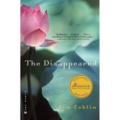 The Disappeared- awesome book  My sister says it's awesome, so it must be! :)