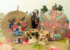 Tea Cosies by Bustle & Sew