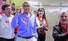 Ter apoio de Carlos Grana não me queima, diz Luizinho