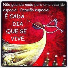 Luiza's Blog: OCASIÃO ESPECIAL