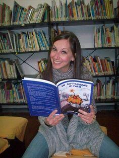Lettori col sorriso :) #UnSottomarinoInpaese www.vanessanavicelli.com
